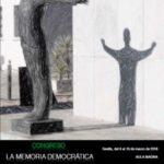 """""""La Memoria Democrática y su Didáctica"""". Código de actividad en SÉNECA:  184128ES071"""