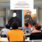 """III Congreso Nacional """"La Historia Moderna y la Enseñanza Secundaria"""". Organiza: FEHM, Asociación Hespérides y SEHISP (UCLM). Granada 28, 29 y 30 de marzo de 2019"""