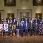 Real Maestranza de Ronda. XXIV ceremonia de entrega de Becas y Premios Eustory(15.10.2021)